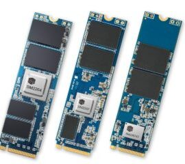 Silicon Motion: PCIe 5.0 SSD Controller to Arrive Next Year