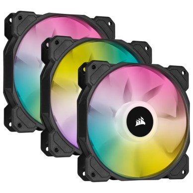 Your Guiding Light for Great Cooling – CORSAIR Launches SP RGB ELITE Fan Series