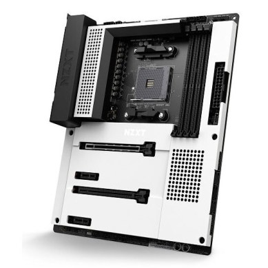 NZXT Announces Out the N7 B550 Socket AM4 Motherboard