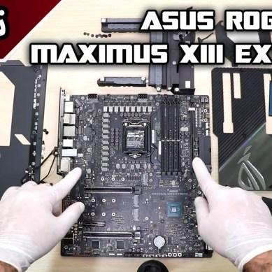 تشريح ASUS ROG Maximus XIII Extreme
