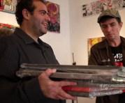 Tarek et Yarps / Galerie La Bohême, Deauville, 2011