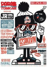 Paris Tonkar magazine 9