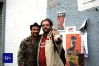 Gary Gagliano et Tarek à Brooklyn