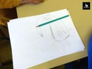 Atelier BD avec Tarek