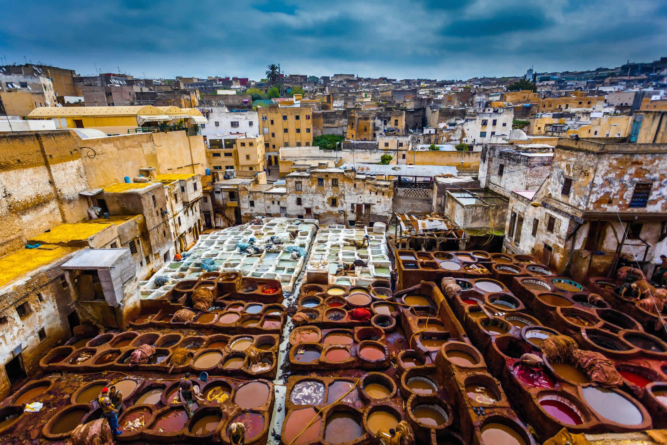 Pourquoi vous devez visiter Fès Maroc