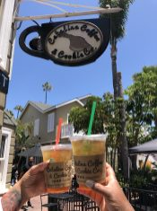 Sweet & Spicy Tea from Catalina Coffee & Cookie Co.
