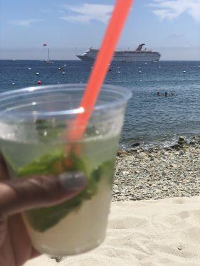 Mojito and a View