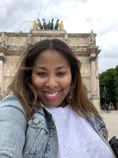 Taren Tooten #TarenUpEurope Paris France Arc de Triomphe du Carrousel