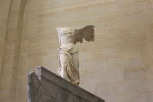 Winged Victory of Samothrace Paris Louvre