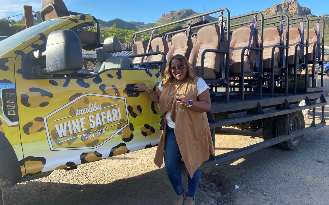 Malibu Wine Safari Review