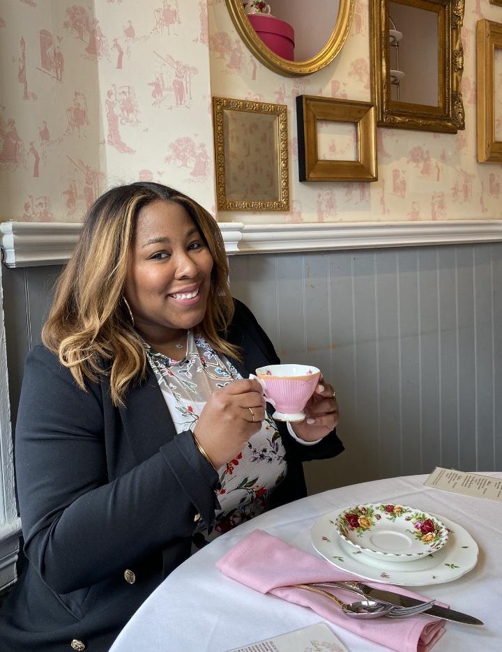Lady Camellia's Tearoom