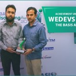 Award From BASIS on Startup Category