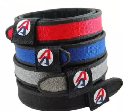 Double Alpha Competition Belt