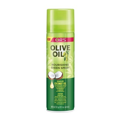 ORS Olive Oil Nourishing Sheen Spray 115 Oz Target