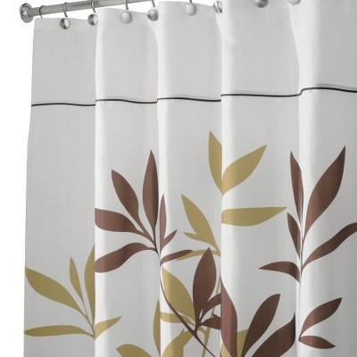 InterDesign Leaves Shower Curtain Target