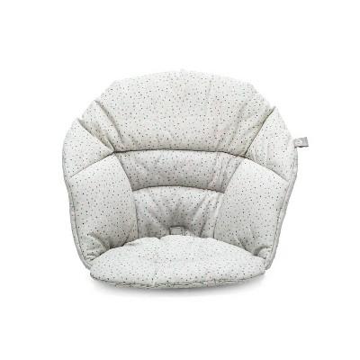 stokke clikk high chair cushion gray sprinkle ocs