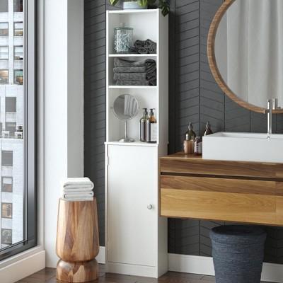 bathroom storage cabinets target