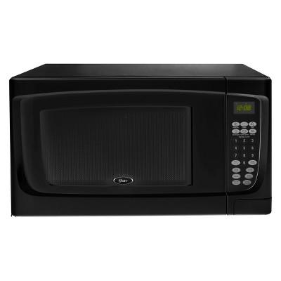 oster 1 6 cu ft 1100w microwave black ogcmr416bk 11