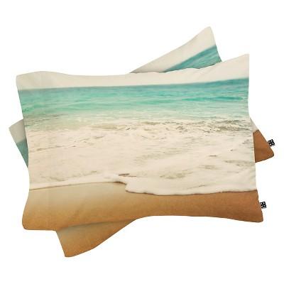 nautical coastal and beach pillow