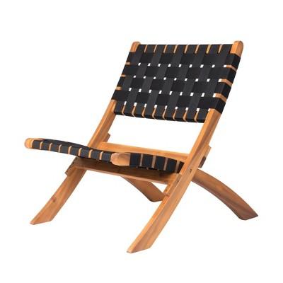 sava folding outdoor patio chair balkene home