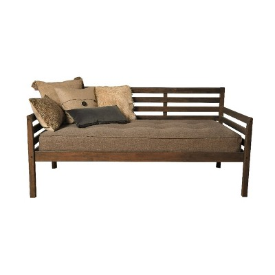 twin yorkville daybed includes mattress stone dual comfort