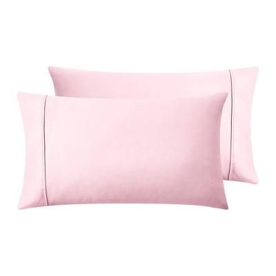 peachy blush king pillowcases 400 thread count 100 cotton pillow cases california design den