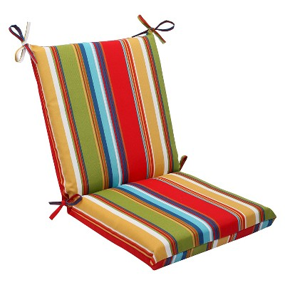 pillow perfect westport outdoor squared edge chair cushion