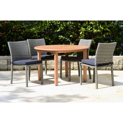 gray patio dining sets target