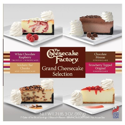 The Cheesecake Factory Frozen Grand Cheesecake Target