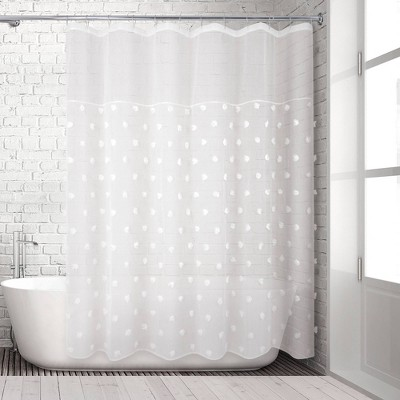 cut out pattern shower curtains target