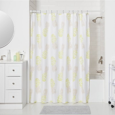 shower curtain rod target