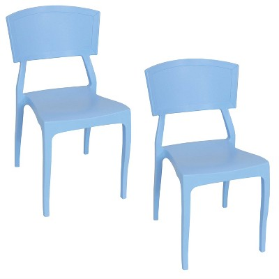 white plastic lawn chairs target