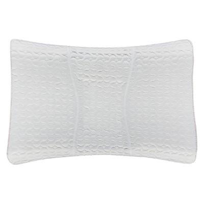 home multi position support pillow standard white tempur pedic