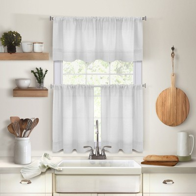 24 inch cafe curtains target