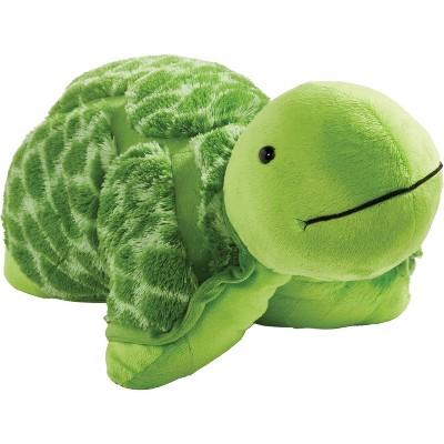 teddy turtle plush pillow pets