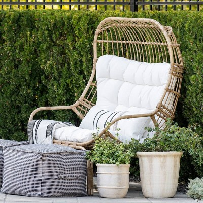outdoor lounging collection threshold