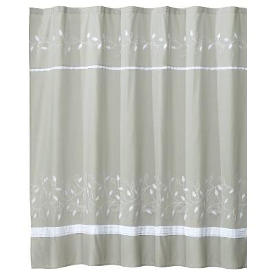 kent fabric shower curtain moss green saturday knight ltd