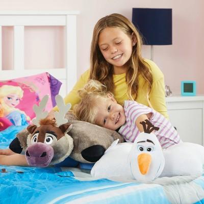frozen 2 sven throw pillow pillow pets