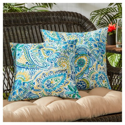 outdoor pillow covers target