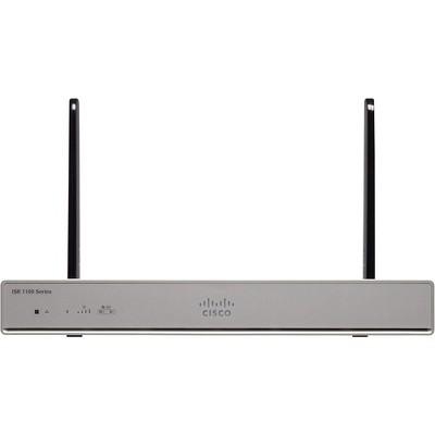 cisco c1111 8p integrated services router 10 ports poe ports management port 1 slots gigabit ethernet rack mountable desktop