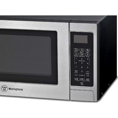gray microwave ovens target