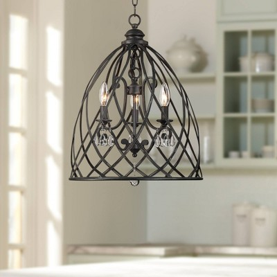 franklin iron works pendant lighting