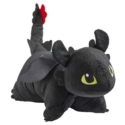 universal how to train your dragon toothless pillow pillow pets