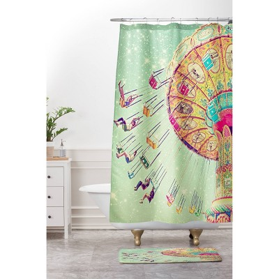 texas star shower curtain target