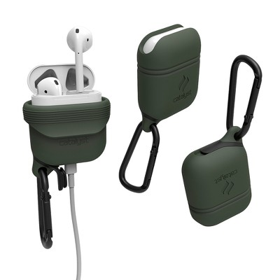 catalyst airpod case army green