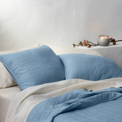 quilted king pillow shams target