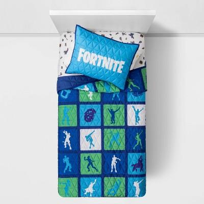 fortnite kids bedding collection target