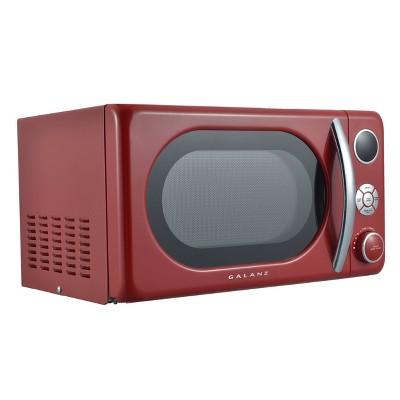red microwaves target