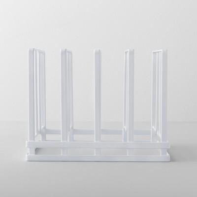 kitchen cabinet pan organizer white made by design