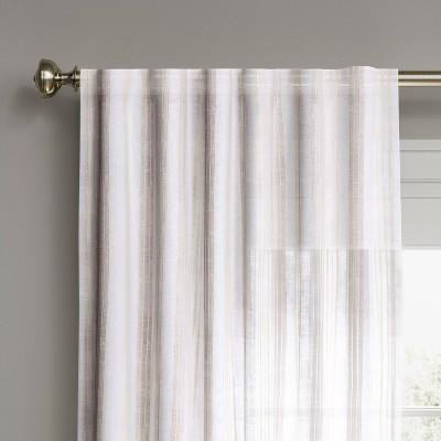 magnetic curtain tie backs target